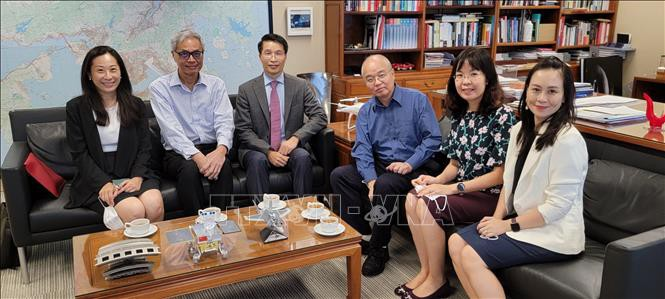 Tăng cường hợp tác giáo dục giữa Việt Nam với các trường Đại học tại Hong Kong (Trung Quốc) - ảnh 1
