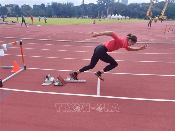Olympic Tokyo 2020: kình ngư Mỹ liên tiếp phá kỷ lục; Quách Thị Lan xuất sắc vào bán kết chạy 400m vượt rào nữ - ảnh 1