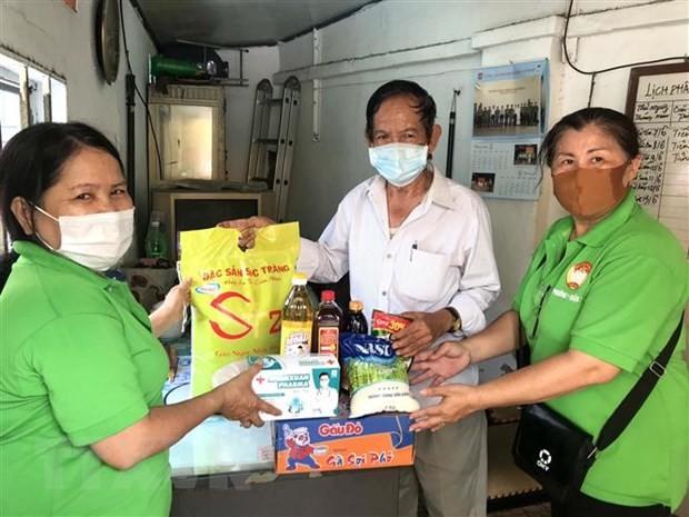 Thành phố Hồ Chí Minh: Hơn 365.000 trường hợp đã thụ hưởng gói chính sách hỗ trợ tác động dịch COVID-19 - ảnh 1