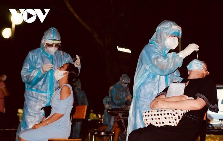 Sáng 2/8: Có 3.201 ca mắc COVID-19, hơn 6,4 triệu liều vaccine đã được tiêm chủng - ảnh 1