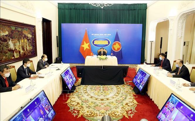 Khai mạc Hội nghị Bộ trưởng Ngoại giao ASEAN lần thứ 54  - ảnh 2