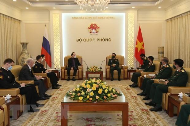 Việt Nam – Liên bang Nga tăng cường quan hệ quốc phòng, hợp tác kỹ thuật quân sự - ảnh 1
