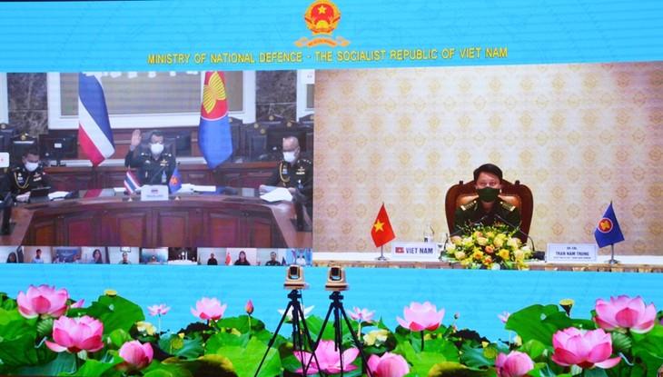 Khẳng định vai trò của cơ quan quốc phòng ASEAN trong hỗ trợ quản lý, bảo vệ biên giới - ảnh 1