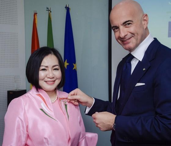 Bà Trang Lê trở thành Đại sứ Ẩm thực Italy tại Việt Nam 2021  - ảnh 1