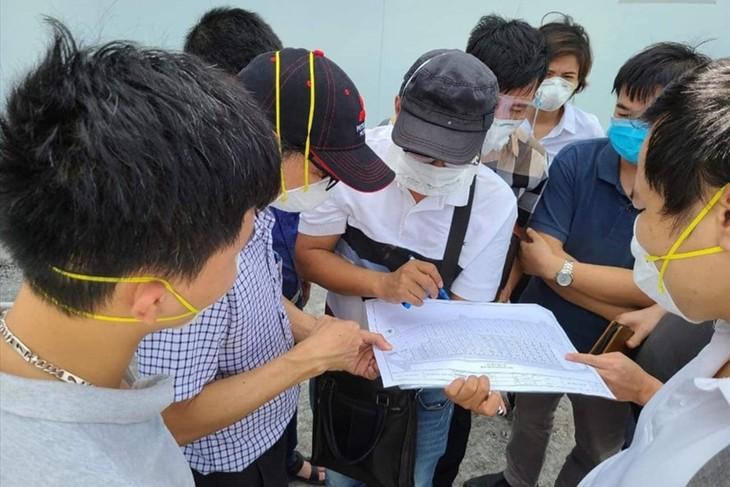 Bệnh viện Hữu nghị Việt Đức hỗ trợ Thành phố Hồ Chí Minh chống dịch COVID-19 - ảnh 1