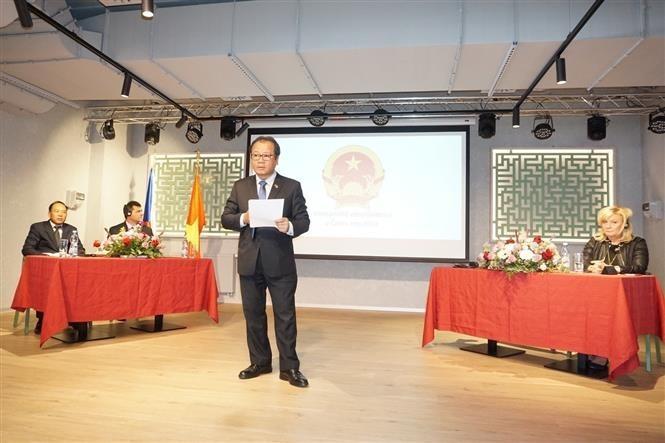 EVFTA tạo động lực thúc đẩy hợp tác kinh tế Czech - Việt - ảnh 1