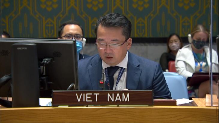 Việt Nam kêu gọi thúc đẩy tiến trình chuyển tiếp tại Sundan - ảnh 1
