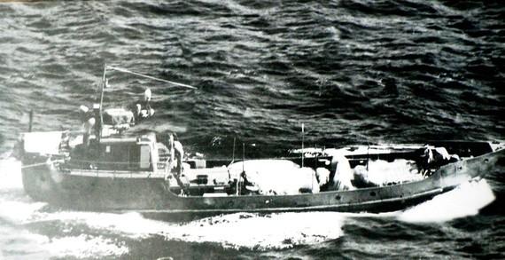 Tái hiện trực tuyến hải trình Đoàn tàu không số  - ảnh 1
