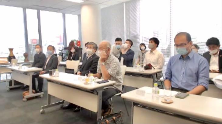 Gần 1,6 tỷ đồng của bạn bè quốc tế và cộng đồng Việt ở Fukuoka, Nhật Bản ủng hộ Quỹ vaccine phòng chống covid 19 của VN - ảnh 1