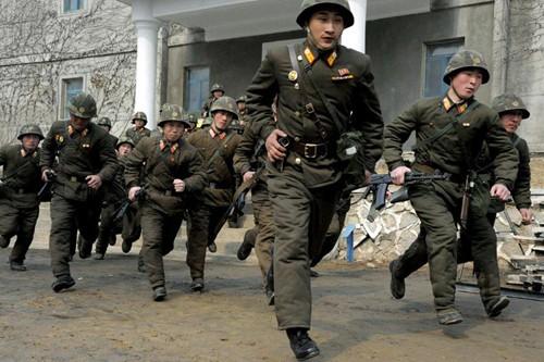 Ketegangan di semenanjung Korea bisa di luar kontrol - ảnh 1