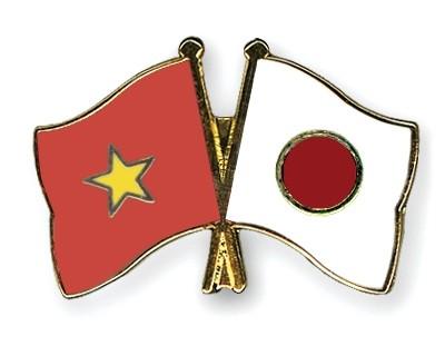 Pertukaran promosi dagang Vietnam-Jepang - ảnh 1