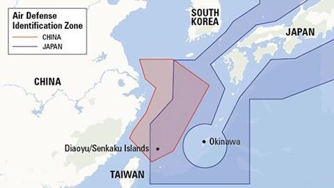 AS, Jepang memperkuat kerjasama untuk memecahkan Zona ADIZ yang dibentuk oleh Tiongkok - ảnh 1