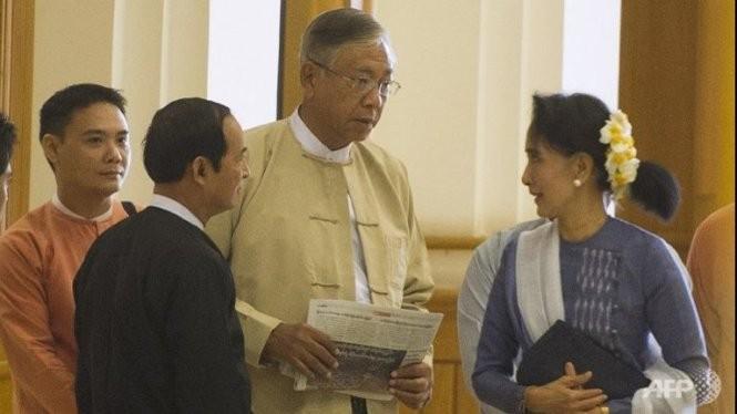 Parlemen Myanmar mengesahkan daftar unsur kabinet baru - ảnh 1