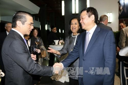 Vietnam bersedia menyambut kedatangan para investor Dewan Bisnis Asia - ảnh 1