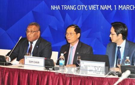 Harapan melucurkan proses liberisasi perdagangan dan investasi - ảnh 1