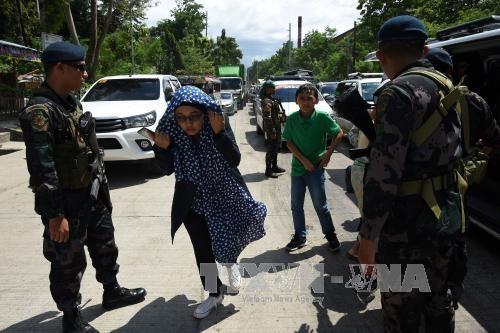 Titik panas Filipina dan bahaya IS memperluas aktivitas di Asia Tenggara - ảnh 1