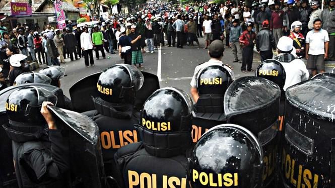 Indonesia memperingatkan ancaman teror yang luas - ảnh 1