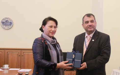 Vietnam terus menjadi anggota yang bertanggung jawab dari IPU - ảnh 1