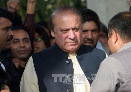 Pengadilan Pakistan mengajukan perintah menangkap mantan Perdana Menteri Nawaz Sharif - ảnh 1