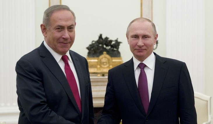 Israel dan Rusia merupakan faktor kunci untuk mencegah bahaya bentrokan di Timur Tengah - ảnh 1