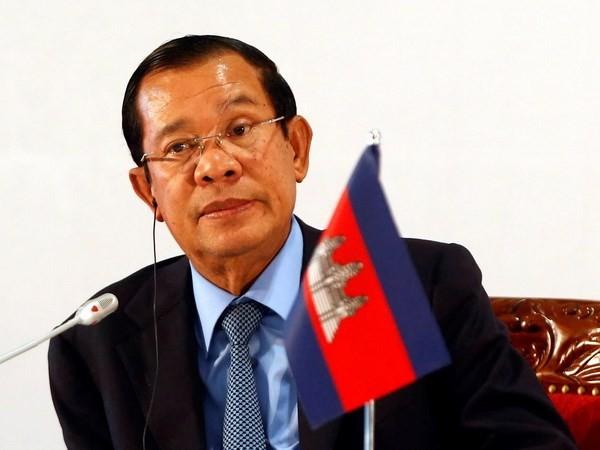 Memperkuat  hubungan persahabatan  dan kerja sama  istimewa Viet Nam-Kamboja - ảnh 1