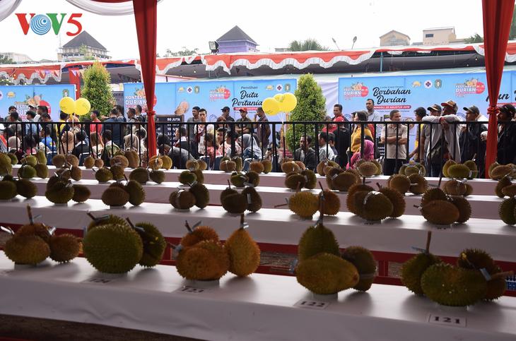 Festival Durian Khatulistiwa 2019, kebanggaan masyarakat Kalimantan Barat - ảnh 1