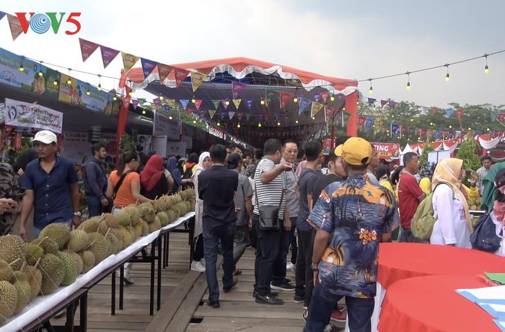 Festival Durian Khatulistiwa 2019, kebanggaan masyarakat Kalimantan Barat - ảnh 7