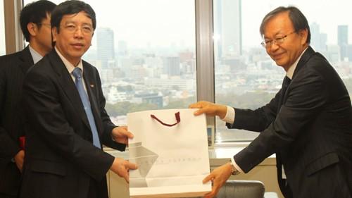 VOV, NHK to boost cooperation  - ảnh 1