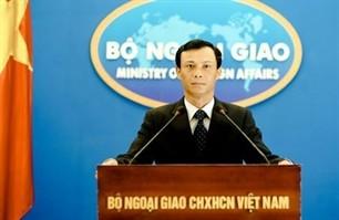 Vietnam responds to Pyongyang's recent satellite launch  - ảnh 1