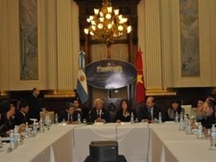 NA Vice Chairman visits Argentina - ảnh 1