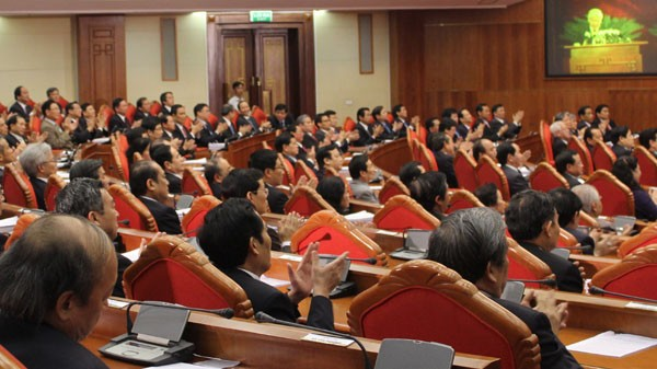 7th conference of 11th Party Central Committee closes - ảnh 2