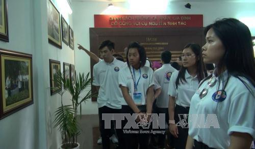 Vietnam Summer Camp 2017 closes  - ảnh 1