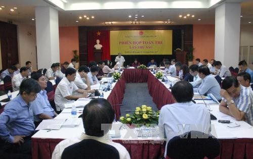 Amendments to the Law on Judicial Records discussed  - ảnh 1