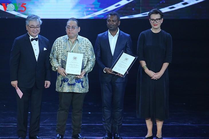 20th Vietnam Film Festival closes - ảnh 1
