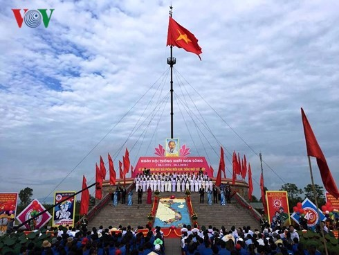 Vietnam celebrates 43rd Reunification Day - ảnh 3