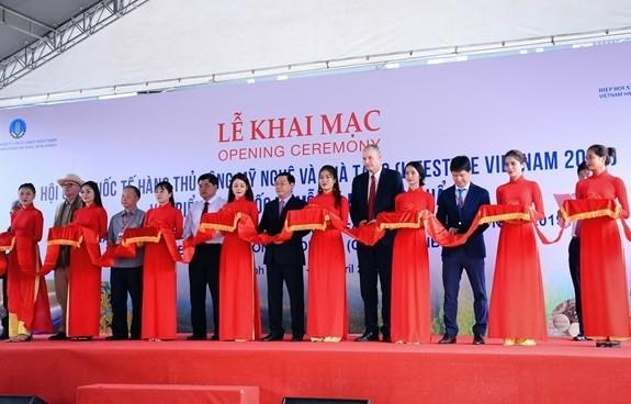 HCM City hosts OCOP international trade fair - ảnh 1