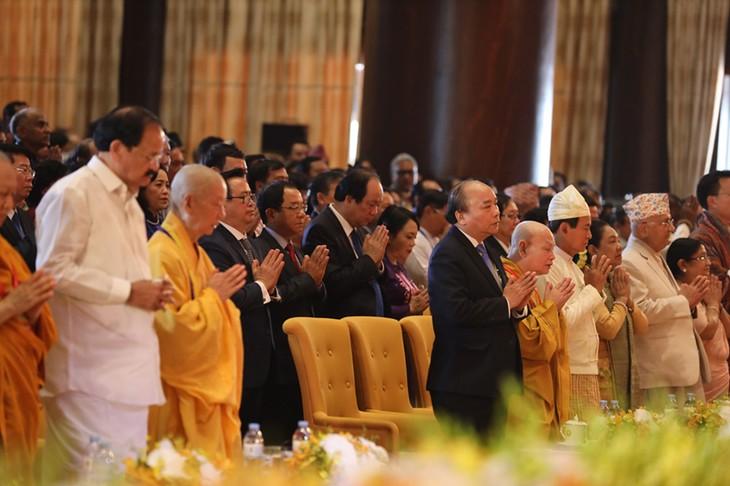 UN Vesak Day 2019 confirms Vietnam Buddhist Sangha's role: PM  - ảnh 2