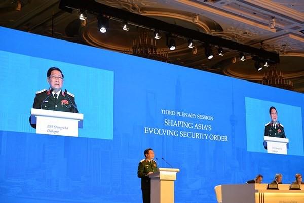 Shangri-La Dialogue 2019: Singapore highlights COC negotiations  - ảnh 1