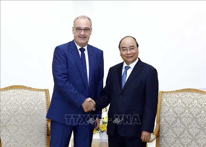 Vietnam wants to exchange experience with Switzerland in UNSC missions  - ảnh 1