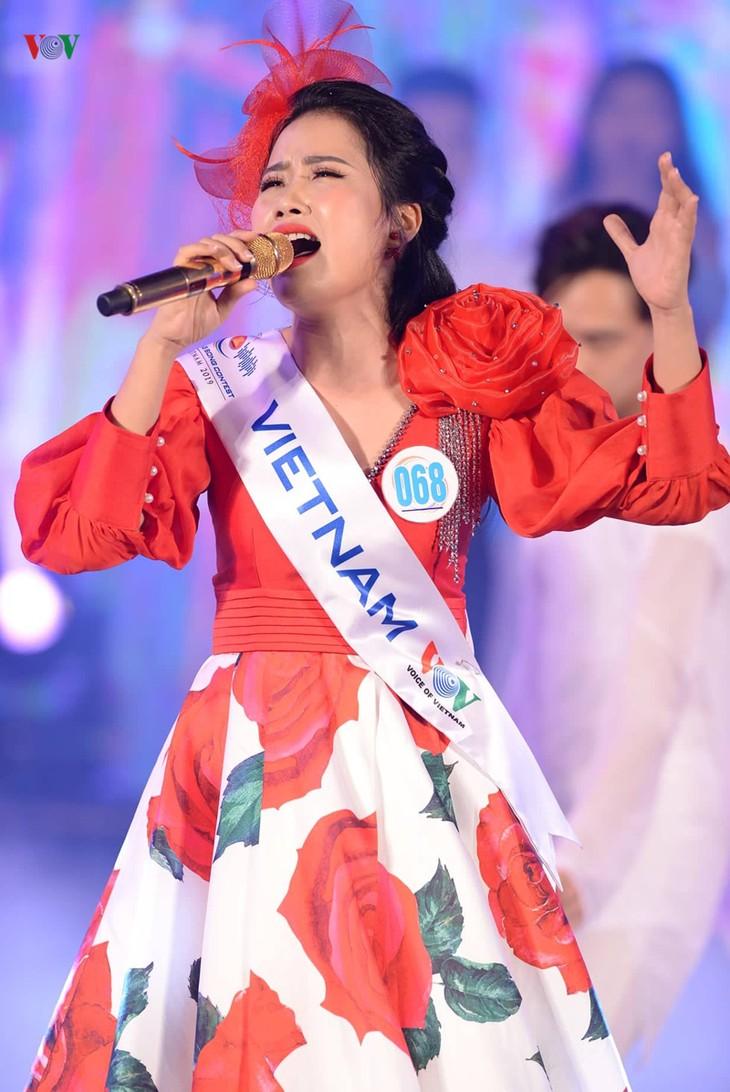 ASEAN+3 pop singing contest closes, Malaysian singer wins  - ảnh 6