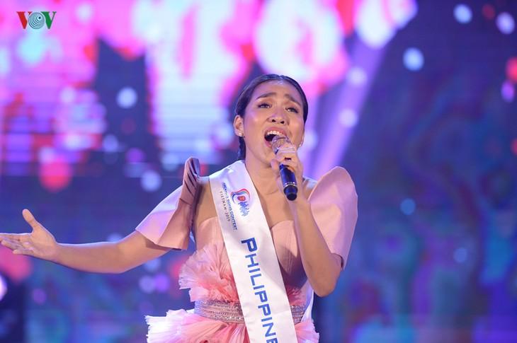 ASEAN+3 pop singing contest closes, Malaysian singer wins  - ảnh 7