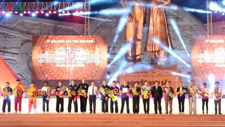 Binh Dinh festival promote Vietnam martial arts - ảnh 1