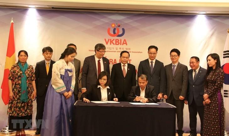 Kết nối giao thương và đầu tư giữa Việt Nam và Hàn Quốc - ảnh 1