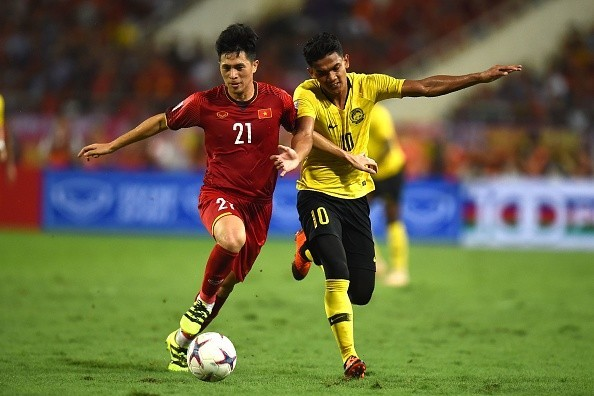 Malaysia coach cautious about Vietnam without Dinh Trong-Van Duc duo - ảnh 1