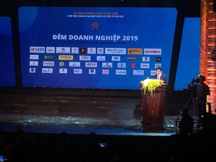 200 Hanoi businesses honored - ảnh 1
