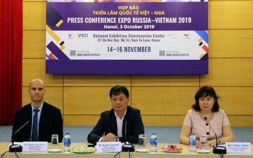 Vietnam-Russia International Exhibition to open in Hanoi - ảnh 1