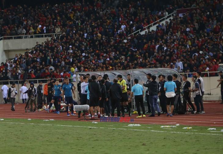 Park Hang-seo's assistant: 'Provoking Park is Thailand's trick' - ảnh 1