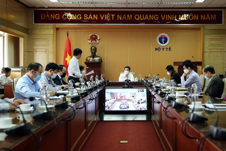 Vietnam capable of testing 8,000-10,000 samples a day: Ministry of Health - ảnh 1
