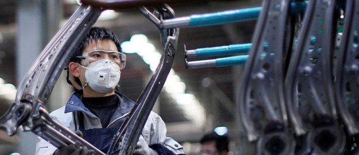 Resumption of production in China hampered by global lockdowns   - ảnh 1