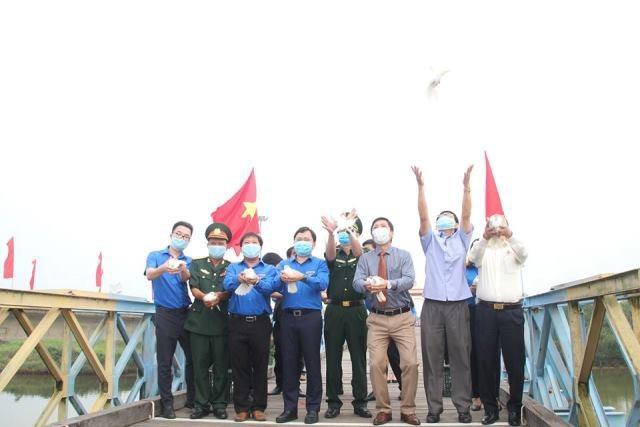 """I love my homeland"" journey begins in Quang Tri  - ảnh 1"
